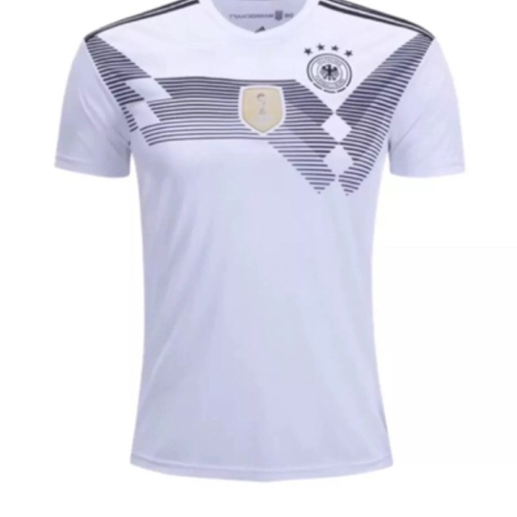 buy popular 75aa5 161b2 2018 World Cup Germany National Team BLANK Jersey NWT